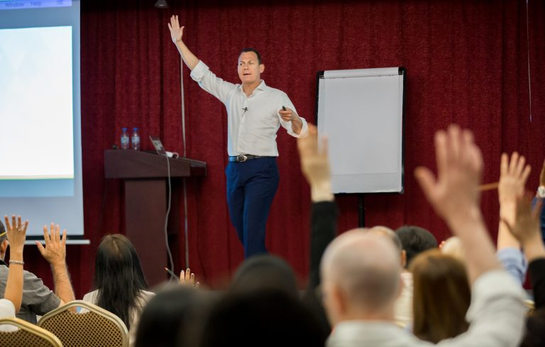 WHY YOU SHOULD BE HOSTING SEMINARS