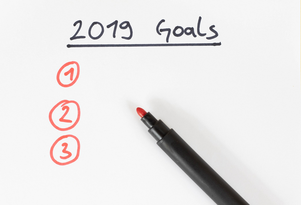 HOW TO TURN YOUR GOALS INTO A SCIENCE THIS YEAR…
