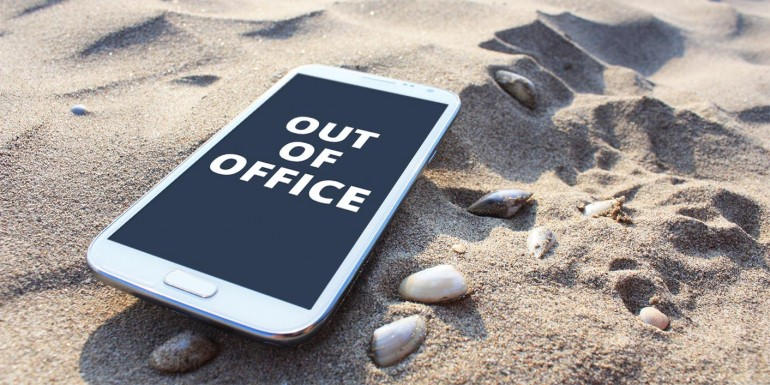 ARE YOU TAKING TIME OFF WORK THIS FESTIVE SEASON?