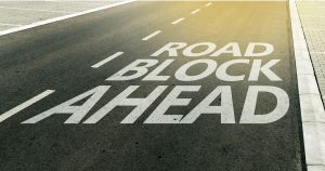 The Most Common Roadblocks People Face