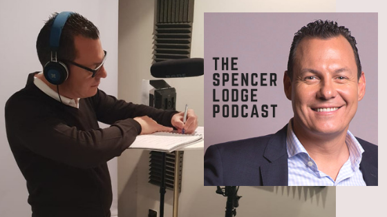 THE SPENCER LODGE PODCAST