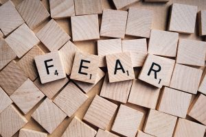 IS FEAR STANDING IN THE WAY OF YOUR SUCCESS?