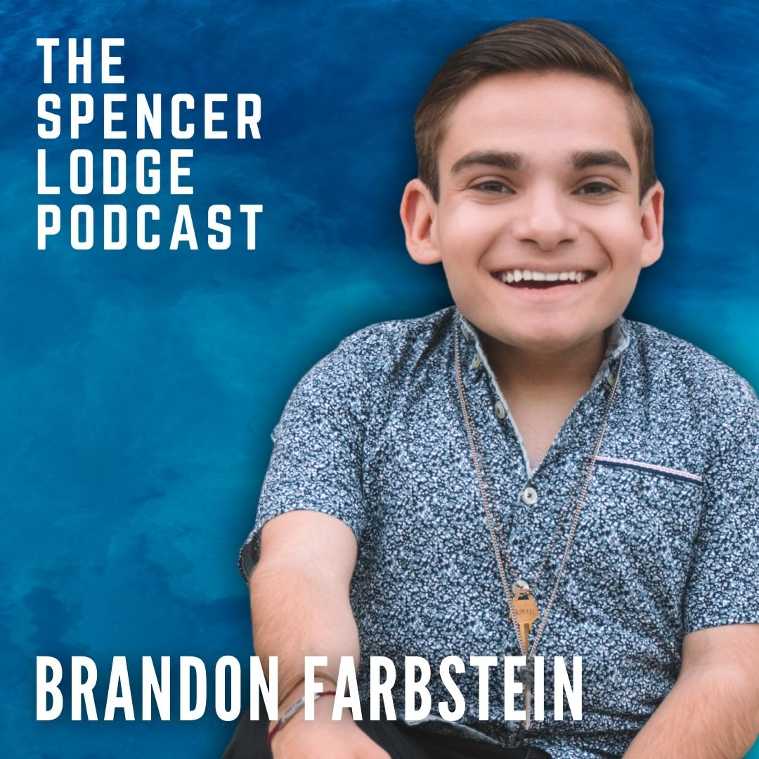 #115: Brandon Farbstein – Wisdom From a 3'9 Giant